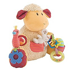 Early Learning Centre - Blossom farm woolly lamb activity toy