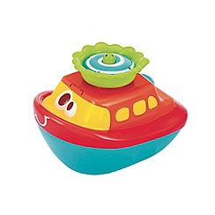 Early Learning Centre - Bath squirting boat