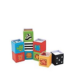 Early Learning Centre - Jungle wonder cubes
