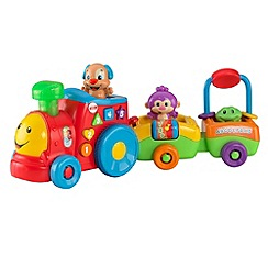 Fisher-Price - Laugh & Learn Puppy's Smart Train