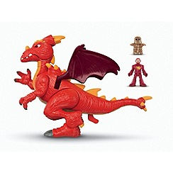 Fisher-Price - Imaginext Castle Dragon