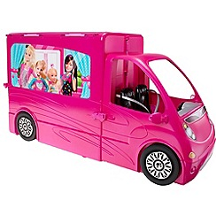 Barbie - Life In The Dreamhouse - The Amaze Chase Glam Camper!