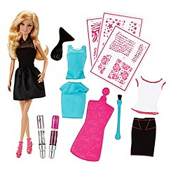 Barbie - Sparkle Studio Doll