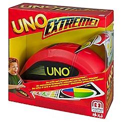 Mattel - UNO Extreme Game