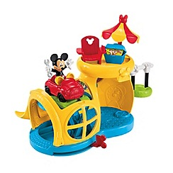 Mickey Mouse Clubhouse - Fisher-Price Fix 'n Fun Garage