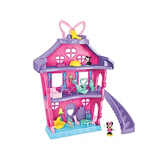 Minnie Mouse - Fisher-Price Disney Polka Dot House
