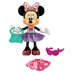 Minnie Mouse - Fisher-Price Disney Fashion Dolls