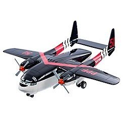 Disney Planes - Fire & Rescue Cabbie Transporter
