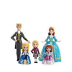 Disney Sofia the First - Family Pack