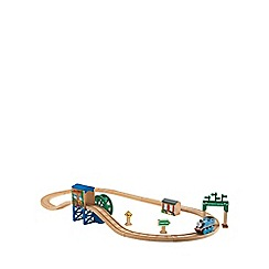 Thomas & Friends - Fisher-Price Wooden Railway Steaming Around Sodor