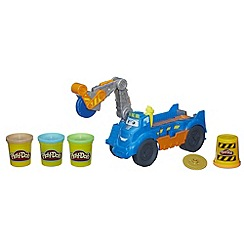 Play-Doh - Diggin' Rigs Buzzsaw Playset