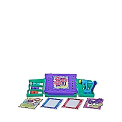 Play-Doh - DohVinci Anywhere Art Studio Easel & Storage Case Set
