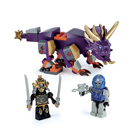 Kre-o - Transformers Age of Extinction Dinobot Charge Set