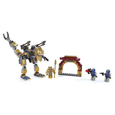 Kre-o - Transformers Age of Extinction Grimlock Street Attack