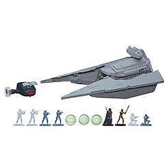 Star Wars - Rebels command star destroyer