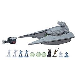 Star Wars - Rebels command star destroyer