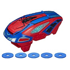 Spider-man - Marvel Motorized Spider Force Web Blaster