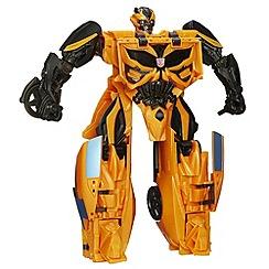 Transformers - Age of Extinction Mega 1-Step Bumblebee Figure