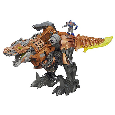 Transformers - Age of Extinction stomp & chomp grimlock