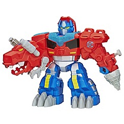 Playskool Heroes - Transformers Rescue Bots Optimus Primal Figure