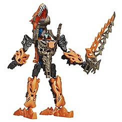 Transformers - Age Of Extinction Construct-Bots Dinobots Grimlock Buildable Action Figure