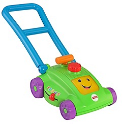 Fisher-Price - Laugh & Learn Smart Stages Mower