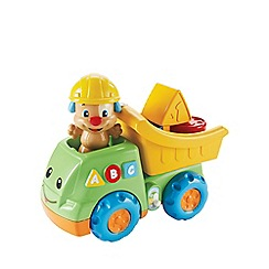 Fisher-Price - Laugh & Learn Puppy's Dump Truck