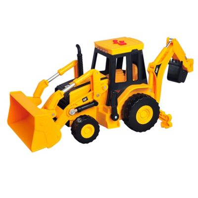 CAT Backhoe - . -