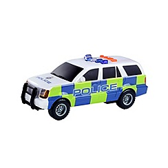 Road Rippers - Rush & Rescue Police SUV