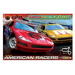 Scalextric - Micro Scalextric American Racers
