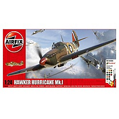 Airfix - Hurricane 1:24 scale