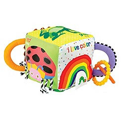 The Very Hungry Caterpillar - Activity cube