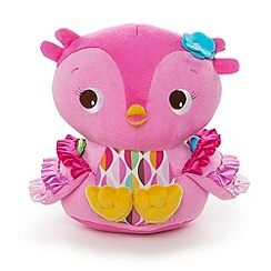 Bright Starts - Pretty in pink hootie cutie pink