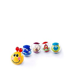 Baby Einstein - Roller-pillar activity balls