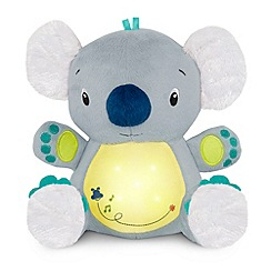 Bright Starts - Twinkle tummy buddy - koala sleep companion and night light