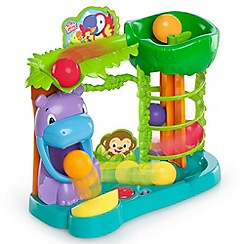 Bright Starts - Having a ball  jungle fun climber