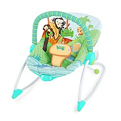 Bright Starts - Peek-a-zoo rocker