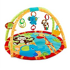Bright Starts - Jammin' jungle activity gym