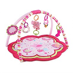 Bright Starts - Pip sweet safari activity gym pink