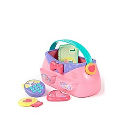Bright Starts - Pip put & take purse pink