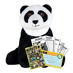 National Geographic - Make your own plush panda