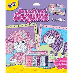 Galt - Sensational Sequins Poodles