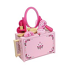 Casdon - Boxset Foldout Wooden Role Play Beauty