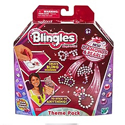 Blingles - Diamonds And Pearls Theme Pack