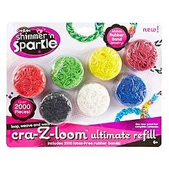 Cra-Z-Art - Cra-Z-Loom Ultimate Refill Pack