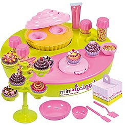 Minilicious - Cupcake Workshop