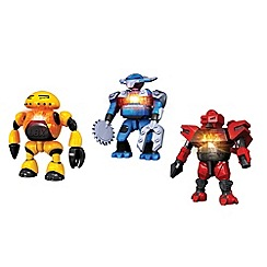 Lite Brix - Mini Lite-Up Figure Pack