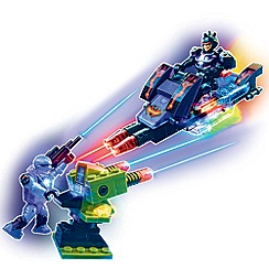 Lite Brix - Lite Wars Figure & Vehicle