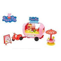 Peppa Pig - Theme Park Ice-Cream Playset