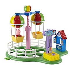 Peppa Pig - Deluxe Balloon Ride Playset